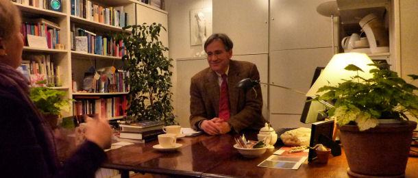 arts homeopaat Karel Gerritse
